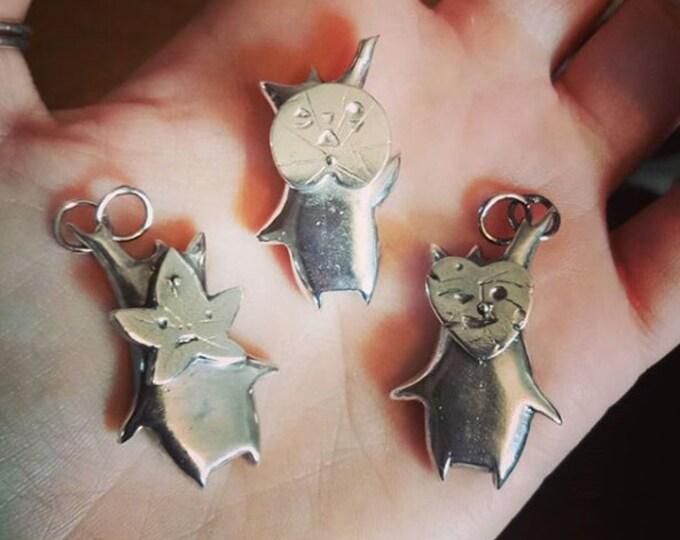 Sterling silver Korok