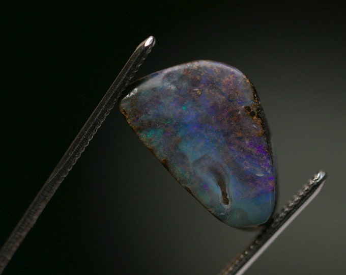 Double Sided Australian Boulder Opal
