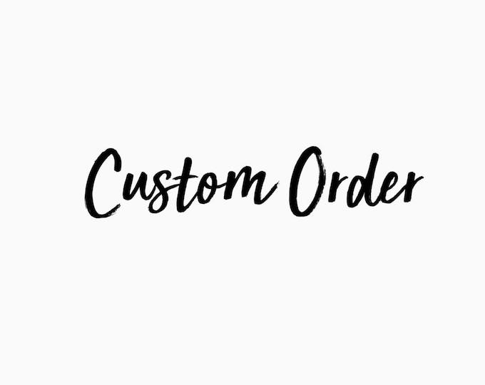 Custom Order for Yuki