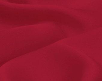 BORDEAUX red F21A - Felt Coupon 25 x 30 cm.