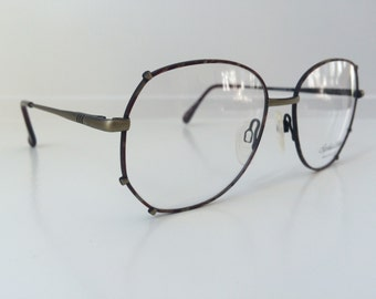 875533cb80 Vintage Eyeglass Frames - Sophia Loren Eyeglasses - Burgundy