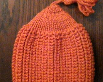Kids wool cap