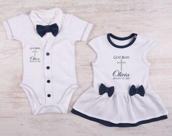 3b5ee5e0baab Twin baptism outfits