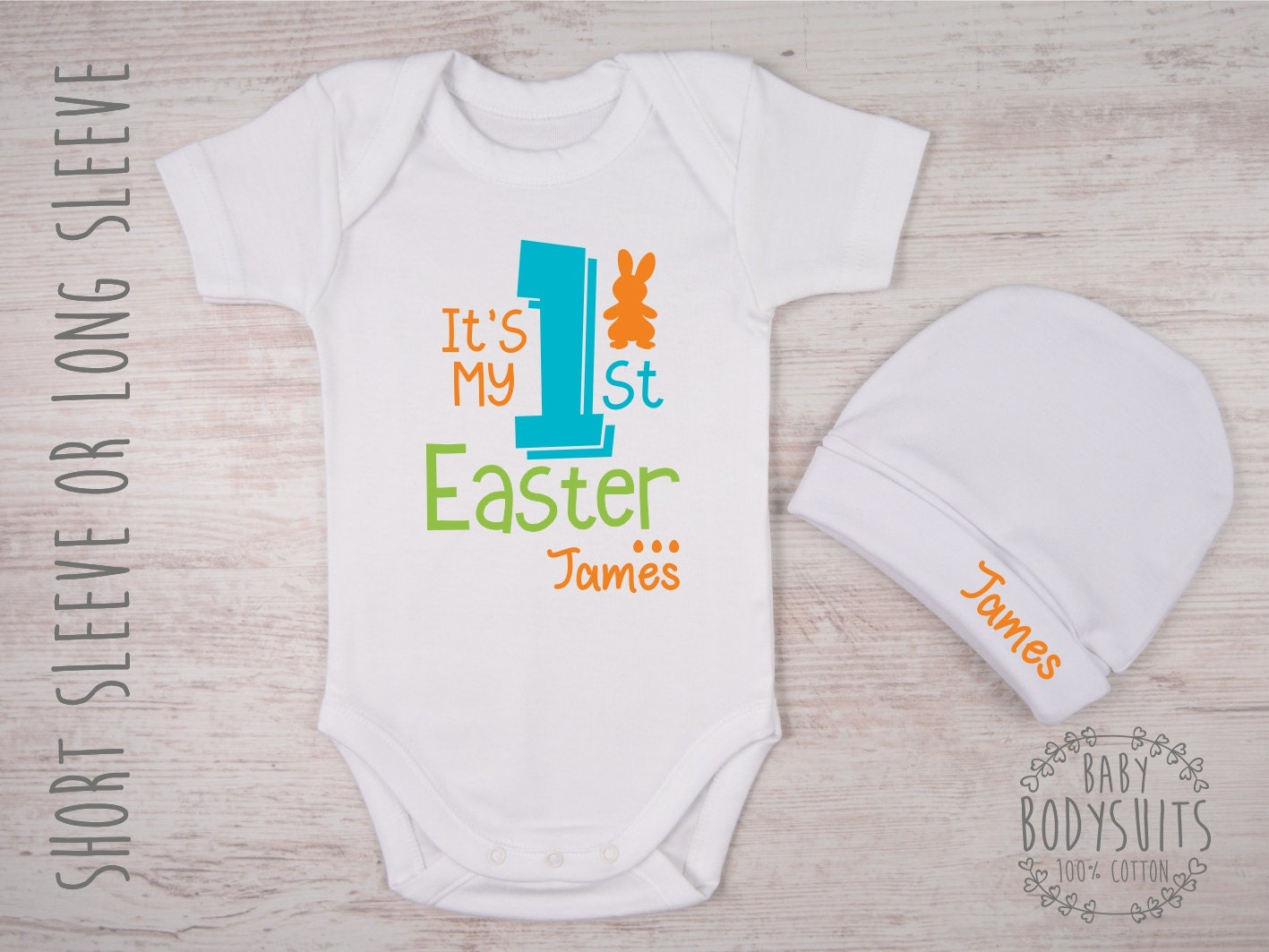 605fa5e60393 Easter Baby Outfit First Easter Outfit It s My First