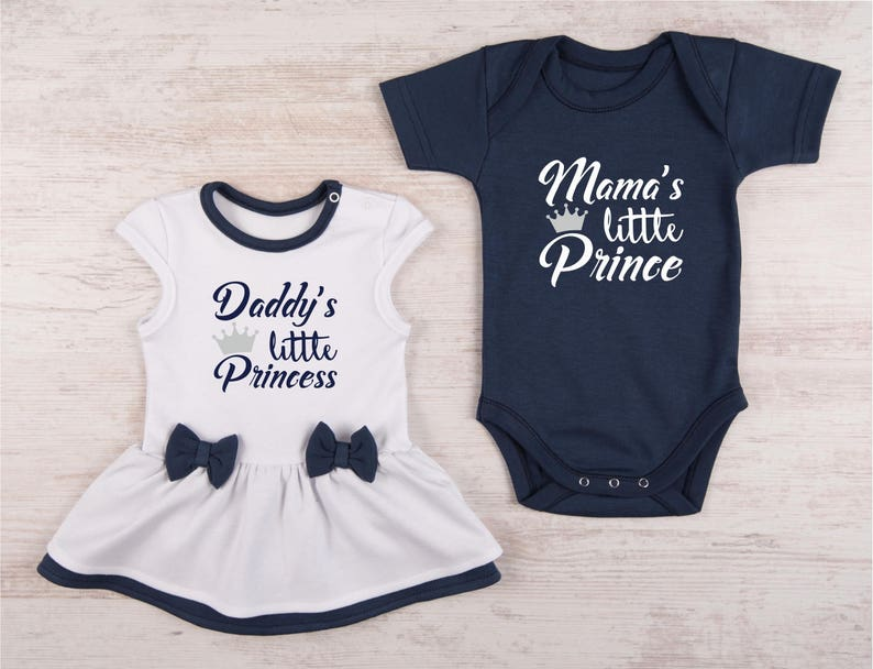 81f842f1ce3 Twins Baby Gifts Baby Twin Outfits Baby Girl Bodysuit Dress
