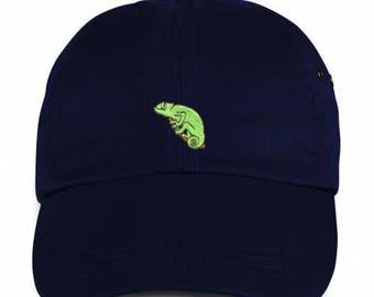 Chameleon hat  43d422f8dfa1