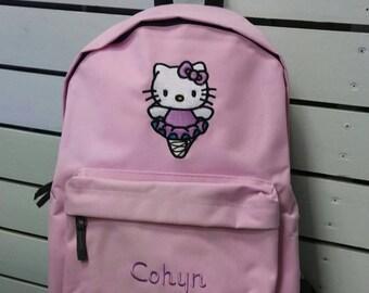 5580ff1146 Hello Kitty ballerina