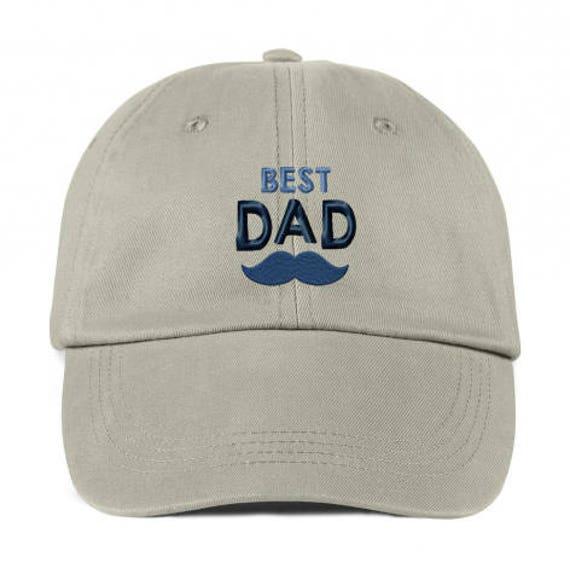 Best daddad hatmustache Cap embroidery Dad  eb8a5217834b