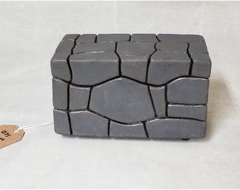 Keepsake or stash box 4x7
