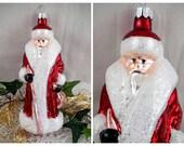 Christopher Radko Russian Santa in Red Robe 91-112-0