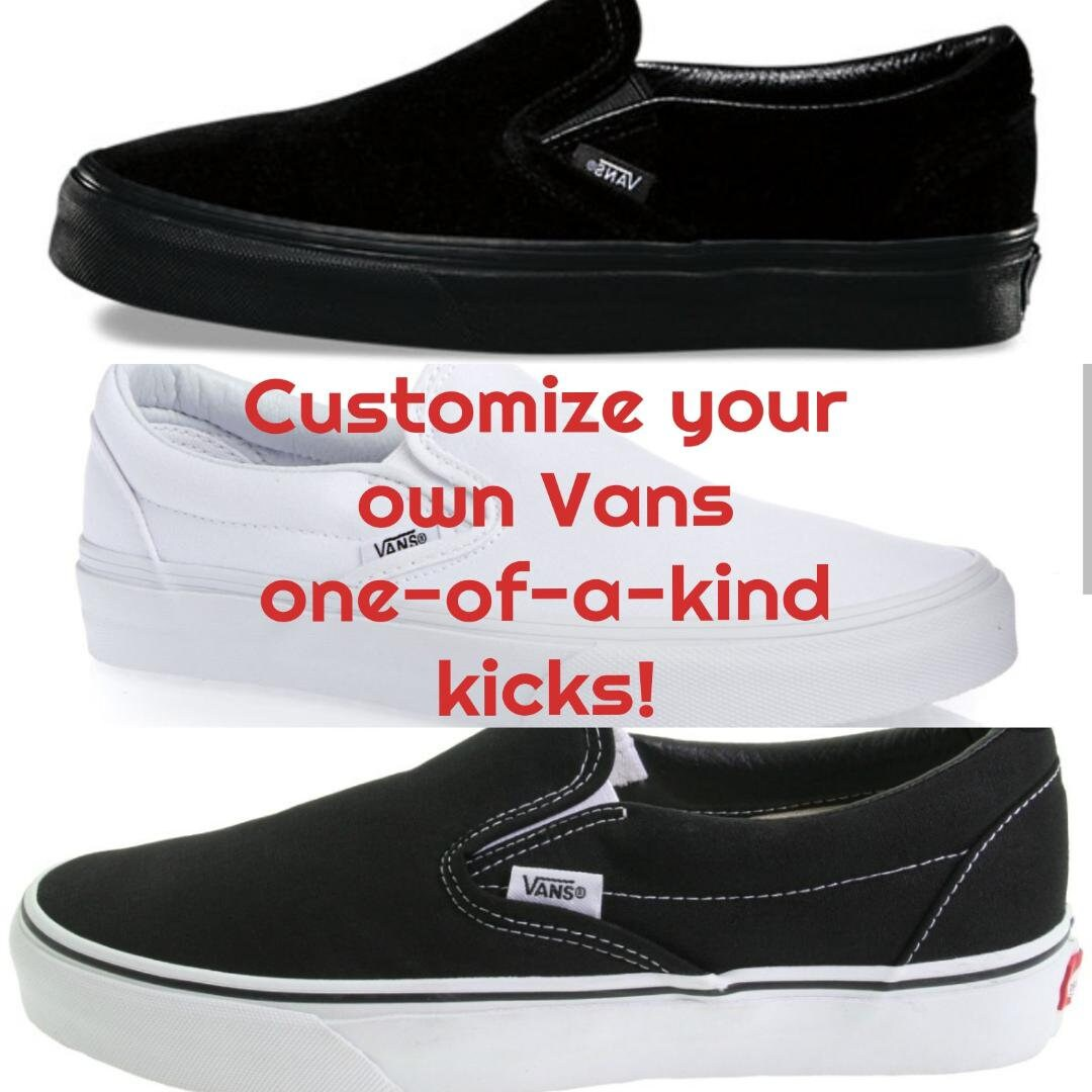 Design your own hand painted vans etsy jpg 1080x1080 Design your own vans 9ca494763d