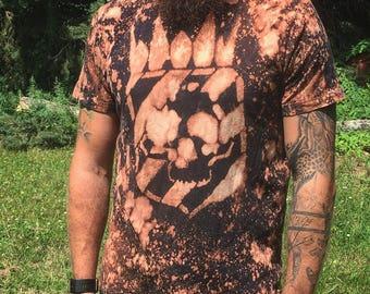 Catacomb Culture Skull Shirt