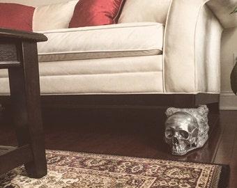 Skull Couch Feet