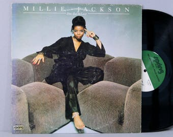Millie Jackson - Free And In Love - Vintage Vinyl Record Album 1976 Funk Soul Disco