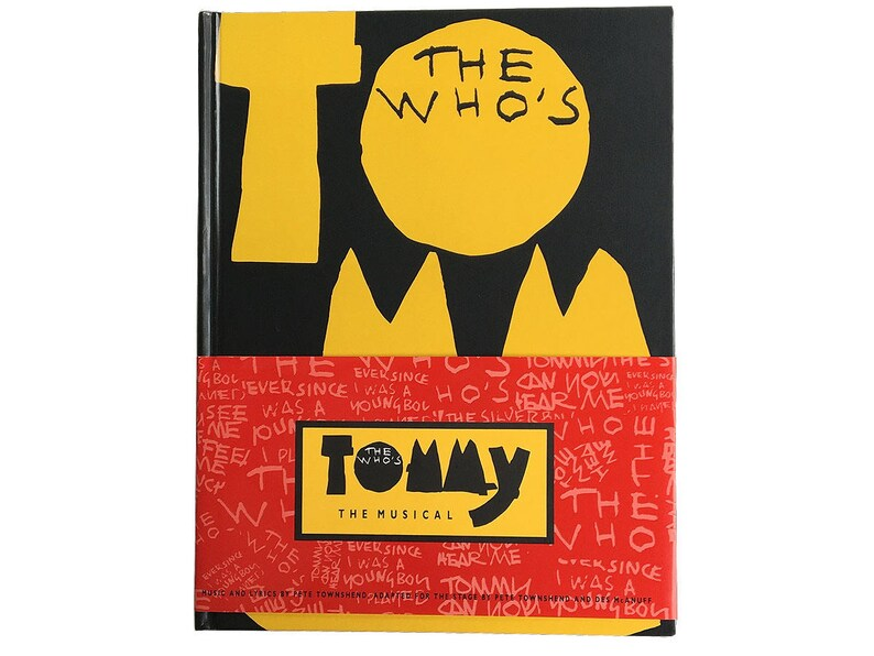 e41ad72a01d8 The Who s Tommy  The Musical by Pete Townshend and Des