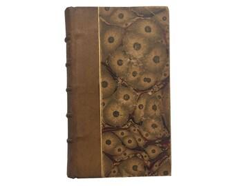 L'Amour et Psyche by Jean de la Fontaine (1892) - Finely Bound