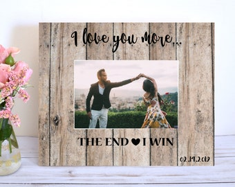 Picture Frame For Boyfriend Etsy