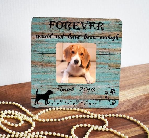 Pet memorial Pet memorial frames Pet loss frame Dog memorial frame ...