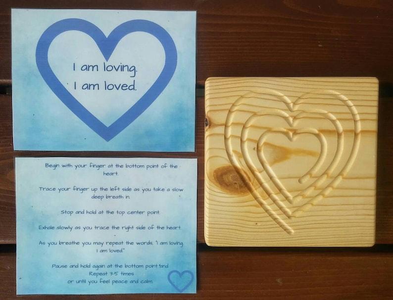 Montessori Mindful Breathing Boards image 0