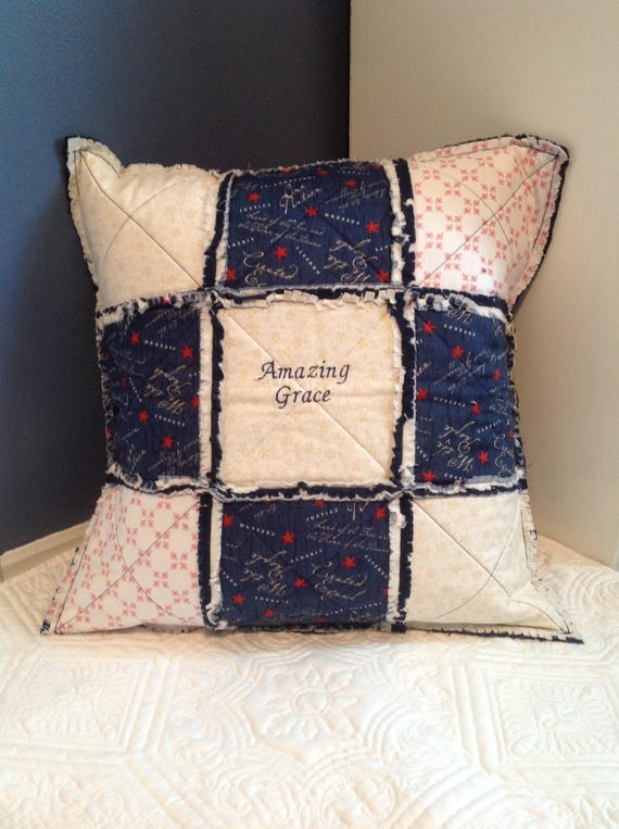 Crafty Americana Bedding : Pillow Covers