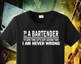 66b697d6 Bartender Gift, Bartender Shirt, Bartender, Funny Men Shirt, Gift for  Bartender, Funny Sister Dad Grandpa T-shirt, Father Day, Birthday 59