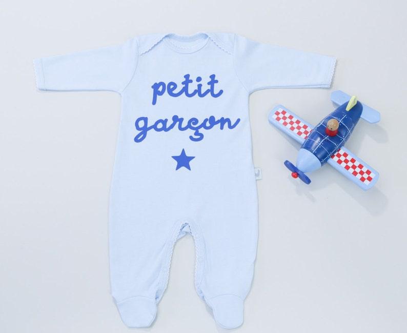 78bc189e5a8 Gender reveal outfit-it s a boy-Petit Garçon new baby