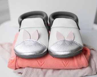 Leather Baby Shoes   Baby Girl Crib Shoes