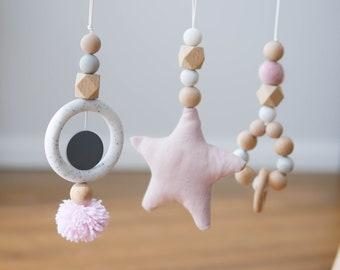 Baby Gym Toys Set   Play Gym Toys   Linen Star
