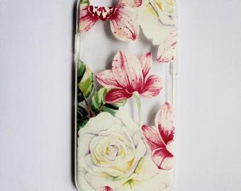 Floral iPhone 6Case (Soft)