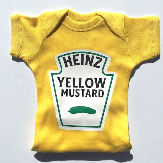 Mustard Baby Outfit