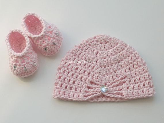 Nieuwe Baby Cadeau Sethaak Baby Cadeaunewborn Muts En Etsy