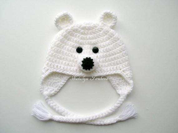 Infant Boy Bear Hat/Diaper Cover Set Teddy by JillyBeaniesBoutique ... | 428x570
