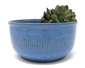 Succulent Planter, Succulent Bowl, Small Flower Pot, Handmade Succulent Planter, Handmade Flower Pot, Clay Flower Pot, Unique Planter
