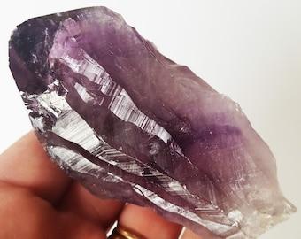 Amethyst Crystal - Amethyst Point - Raw Amethyst Crystal