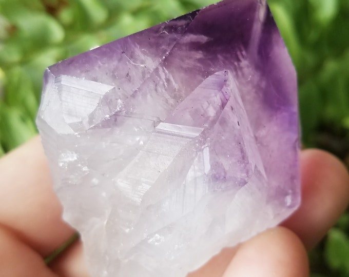Amethyst Crystal - Amethyst Point - Raw Amethyst