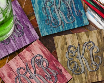 Ceramic Tile Coasters (Set of 4)