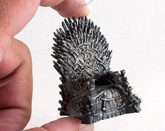 MINI iron throne_Boardgame iron throne_GOT_game of thrones_better gifts for fans