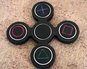 PlayStation fidget hand spinner