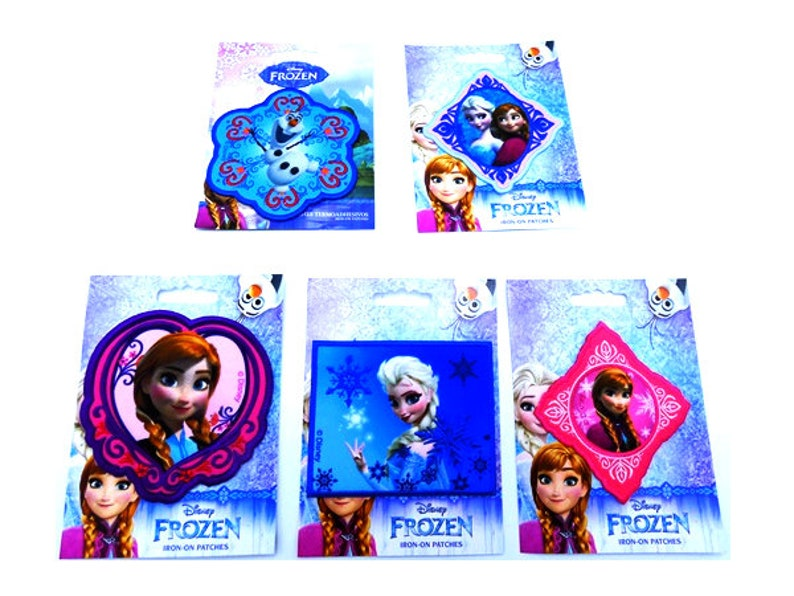 Patches Disney © Frozen 2 Elsa Patch The Ice Queen