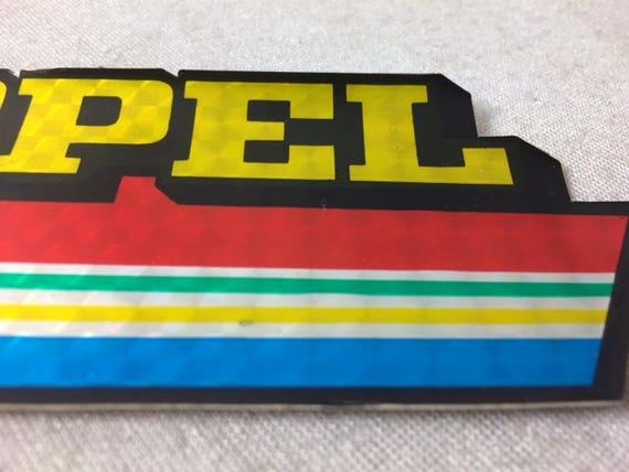 Vintage Opel Aufkleber Auto Emblem Aufkleber