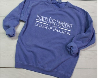 College sweatshirts | Etsy