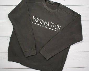 College Shirts   Customized School Shirts   Cute Comfort Colors Shirt