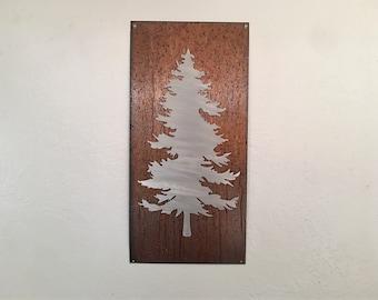 Pine Trees & Evergreens
