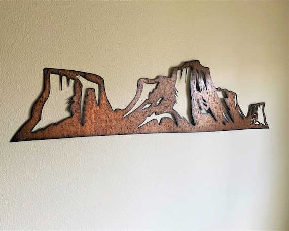 Canyonlands National Park. Utah metal wall art. Hiking Artwork. Hiking and Back Packing art. Rafting and Camping
