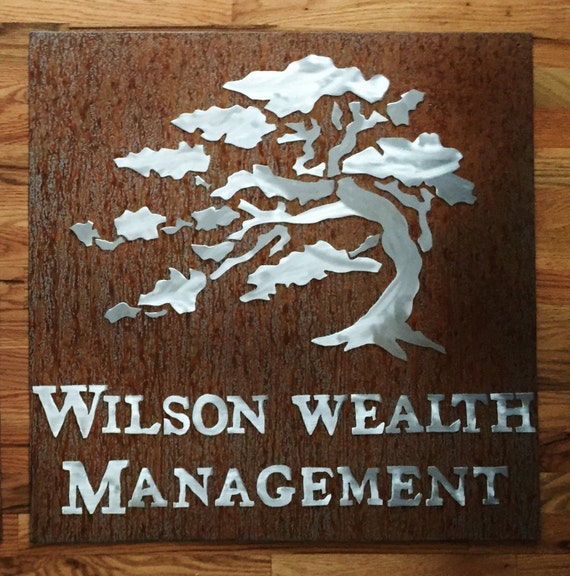 Metal art Signs. Metal letters. Company logos 85.00 a square foot