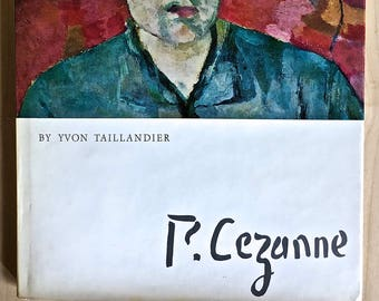Cezanne by Yvon Taillandier Crown 1970s