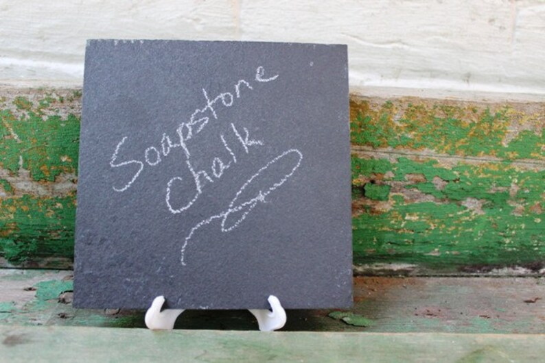 Soapstone Chalk
