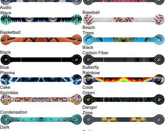 Choose Any 2 Designs Vinyl Skin/Decal/Sticker for Beats Solo