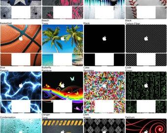 Laptop Lid Choose Any 1 Vinyl DecalSkin Design for Apple MacBook Air 13.3 2010-2011