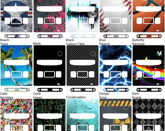 Choose Any 1 Vinyl Skin/Decal/Sticker Design for the Super Famicom Console
